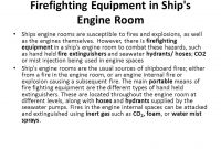 Firefighter Hand tools Ppt Fire Fighting On Board Ship I Ppt