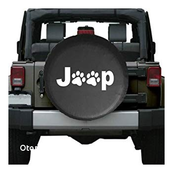Spare Tire Covers for Jeep Liberty Sport Amazon Dee Type Paws Spare Wheel Tire Cover Fit Jeep Wrangler