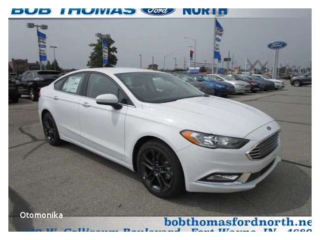 Current Ford Fusion Lease Deals