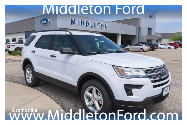Ford Dealership Madison Wi area 2018 ford Explorer In Middleton Wi