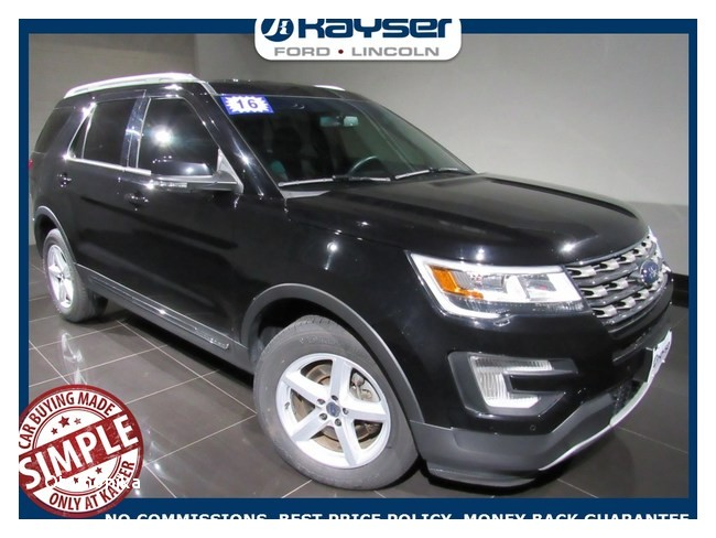 Kayser ford Dealership Madison Wi Used 2016 ford Explorer for Sale