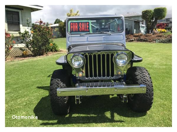 1942 Willys Jeep for Sale Craigslist   Automotive ...